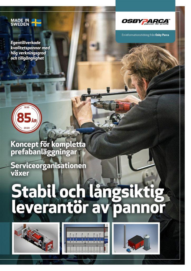 Nyheter arkiv Osby Parca